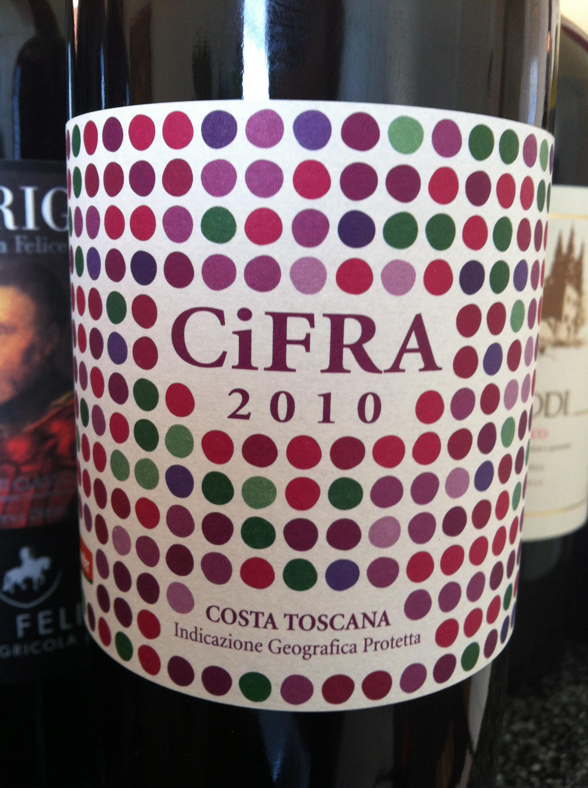 CiFRA, Costa Toscana Rosso, Indicazione Geografica Protetta ...